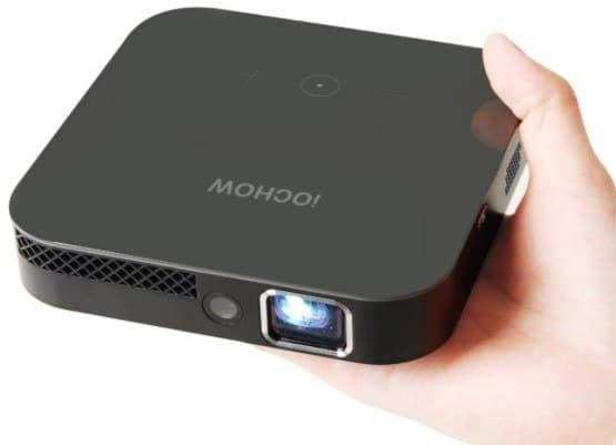 Avis iOCHOW iO4 Mini Vidéoprojecteur - 1080P Vidéo HD - DLP 3000 Lumens