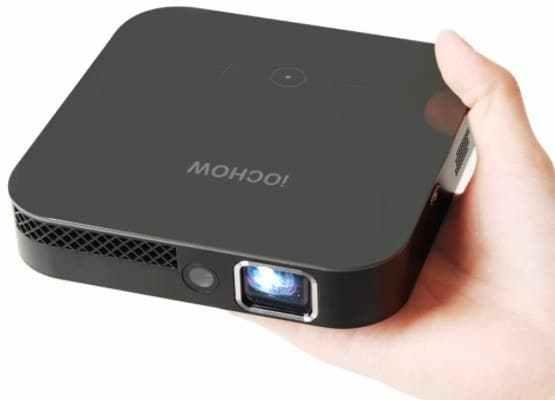 Avis iOCHOW iO4 Mini Vidéoprojecteur – 1080P Vidéo HD – DLP 3000 Lumens