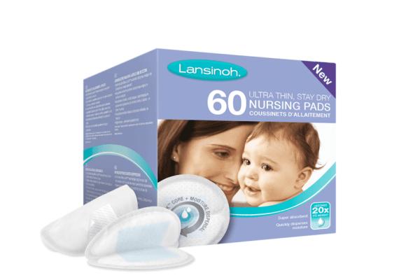 Le coussinet d'allaitement pour faciliter la vie des nouvelles mamans