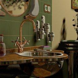 meubler salle de bain