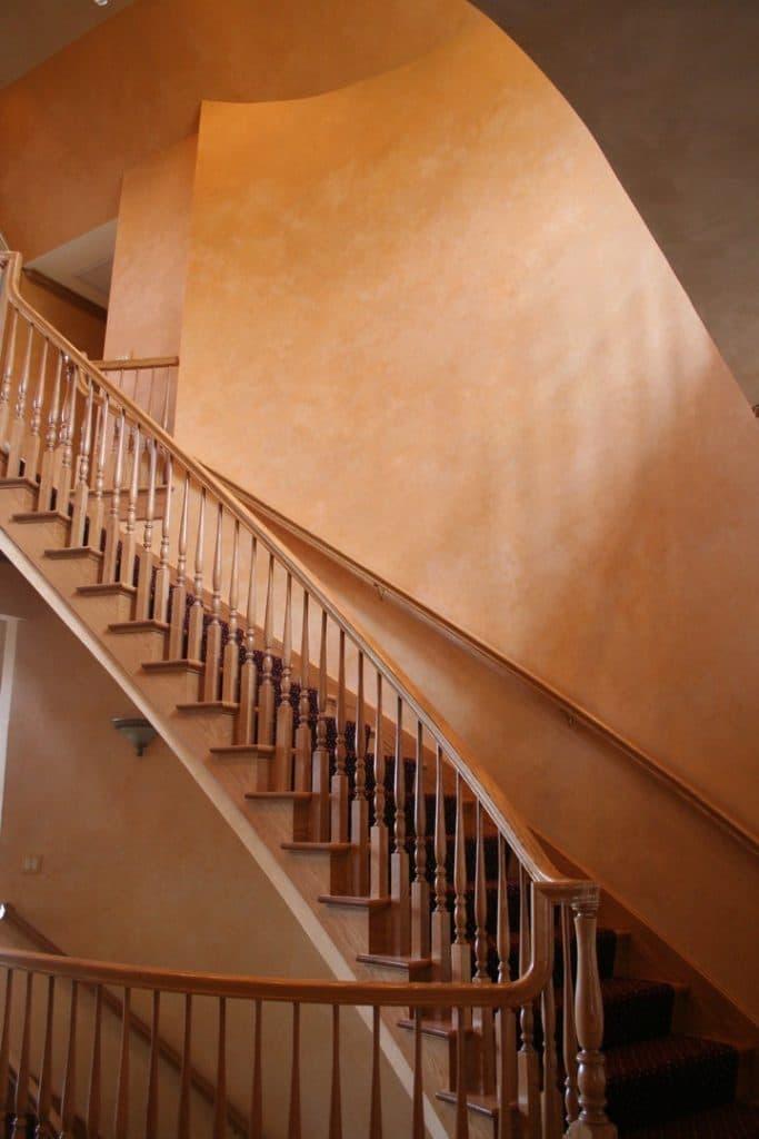 changer un escalier d'une maison étage
