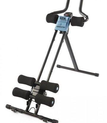 Appareil de fitness Gymform Ab Generator face