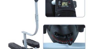 Cardio Twister - Stepper rotatif complet