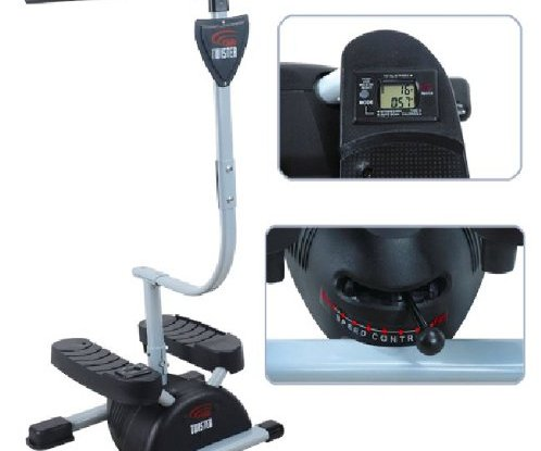 Cardio Twister - Stepper rotatif complet