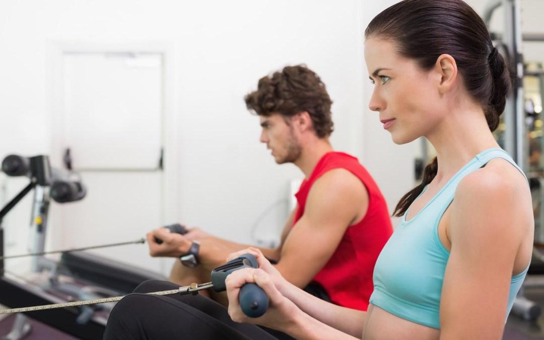 Combien de temps faire du rameur pour maigrir ?