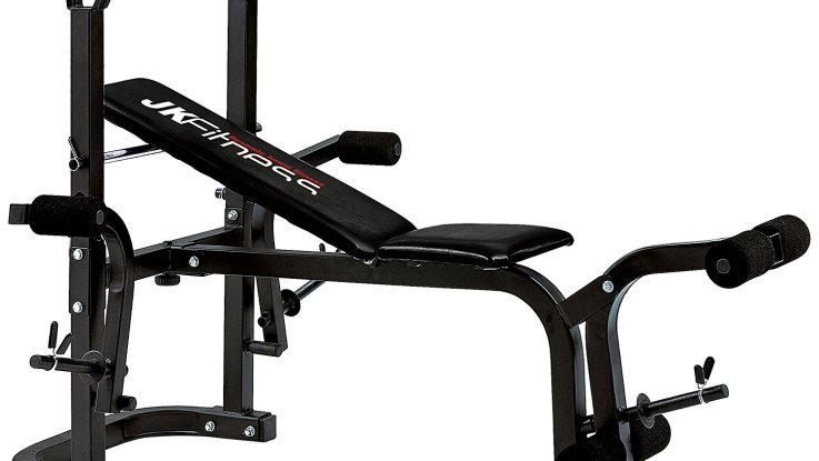 banc musculation jk fitness 6060 multifonction