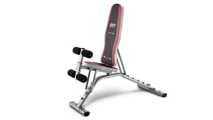 bh fitness g320 banc musculation optima