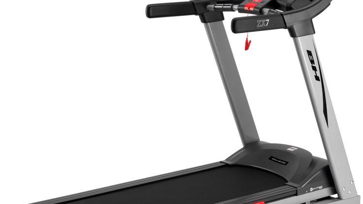 Test Du Tapis De Course Bh Fitness Izx7 G6472irf Electrique