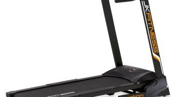 tapis roulant electrique jk fitness tekna 105