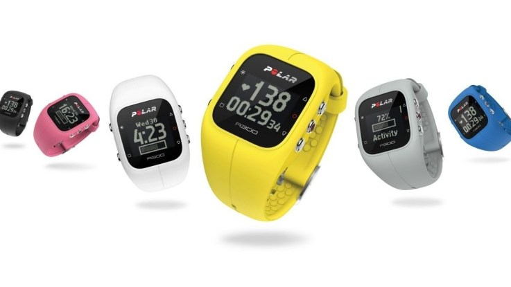 tracker activite polar a300 hr