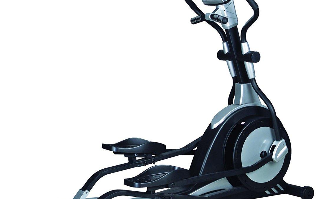 Test du vélo d'exercice elliptique professionnel pour Gym de Grupo Contact
