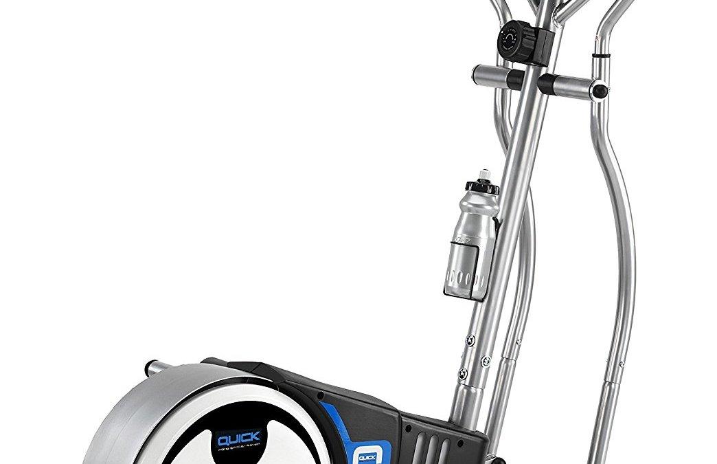 Test du vélo elliptique magnétique Quick G233N de la marque Bh Fitness