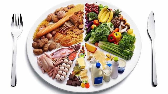 les repars à prendre dans le cas d'un régime de chrononutrition