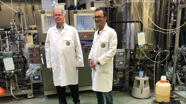 METABOLIC EXPLORER produit le premier Acide Glycolique  d'origine naturelle