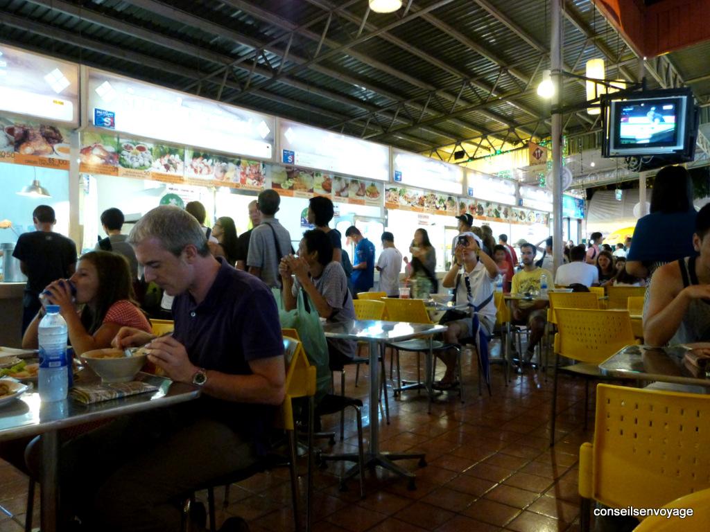Chiang Mai Food Court