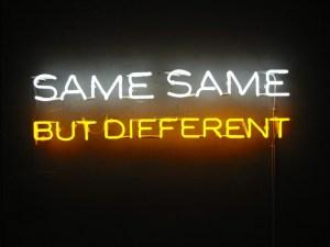 same same