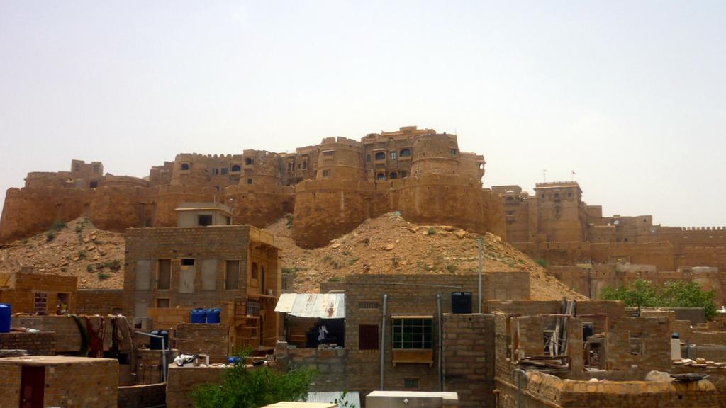 Citadelle de Jaisalmer