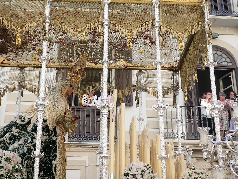 vacances a Malaga pendant la semaine sainte