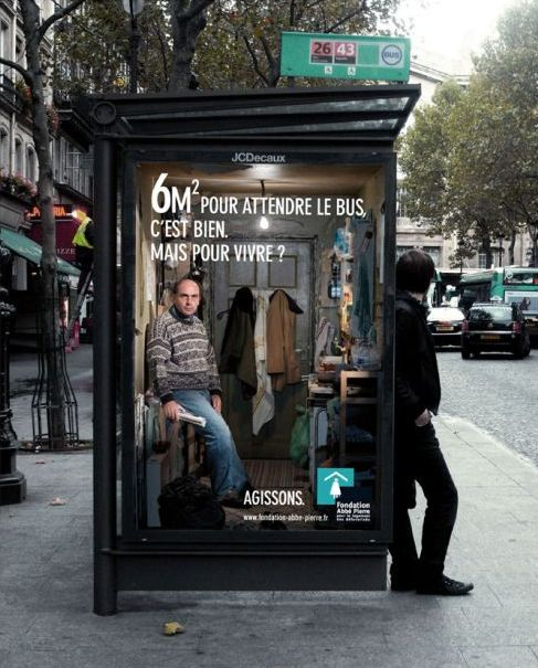 most creative ad