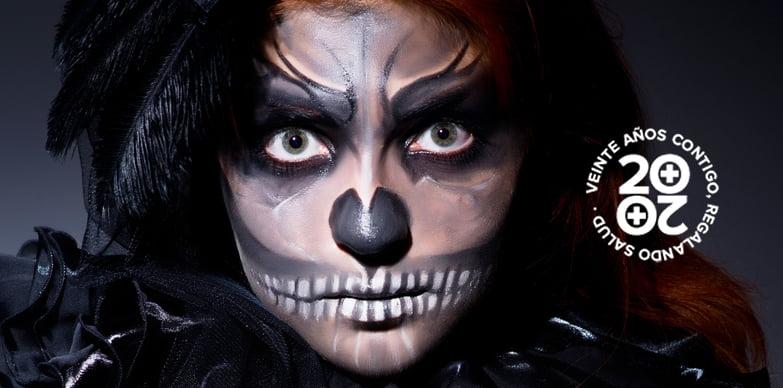 lentillas Halloween