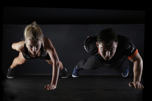 Tabla de ejercicios - Flexiones