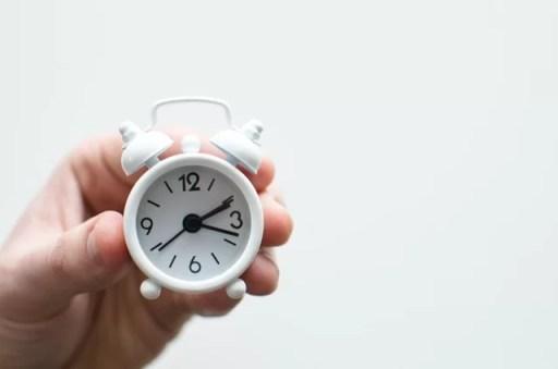 Todo llega a su tiempo
