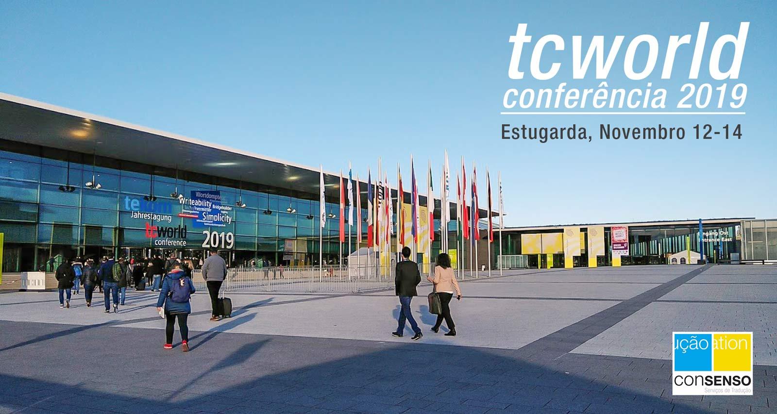 Tekom/tcworld conferência anual 2019