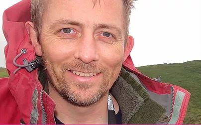 Dr Adam Barlow - Executive Director of WildTeam UK