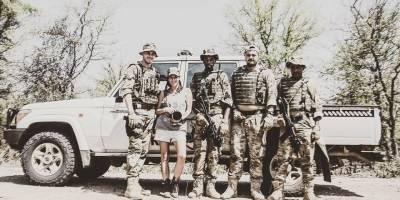 Angie Willemse | Boots on the Ground in South Africa