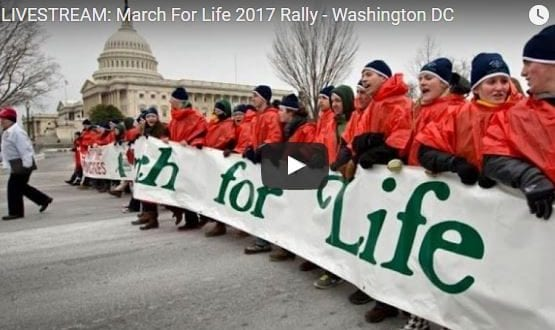 Image result for January 27, 2017 Pro-life march washington dc