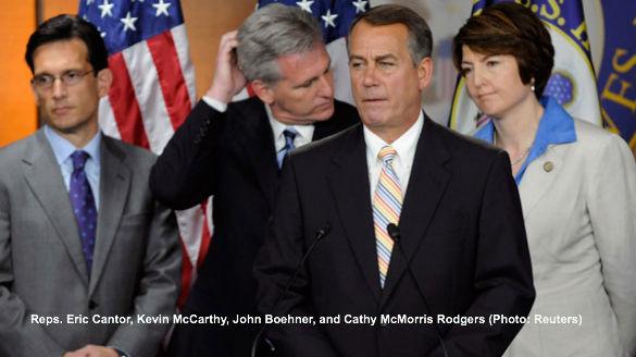 House GOP Leadership