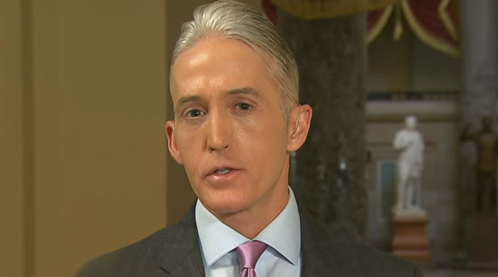 Report: Trey Gowdy to return to former law firm after leaving Congress