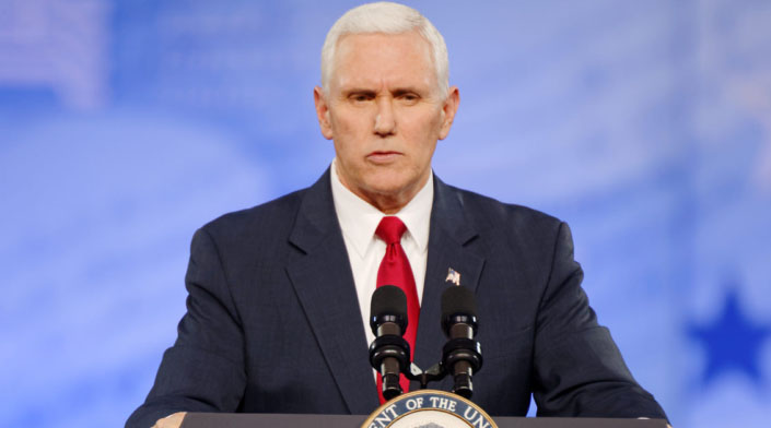 Confirmed: Mike Pence says incoming migrant caravan 'was organized by leftist organizations'