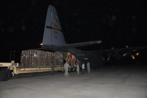 Minnesota ANG delivers halal meals to Pakistan during floods