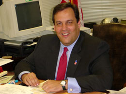 Chris Christie as United States Attorney