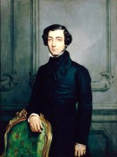 Alexis de Tocqueville would say that we deserve Anthony Weiner.