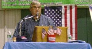Joe Lypowy, Vice-Chairman of the Constitution Party of New Jersey, a prominent third party movement