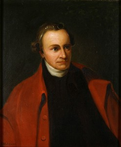 Patrick Henry. What would he say to this New World Order talk today?