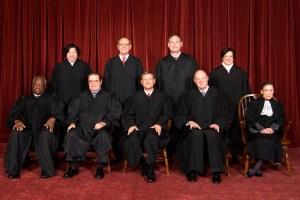 Supreme Court, group portrait 2010. Has this Court gone rogue?