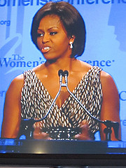 Michelle Obama personifies a White House that lives large at public expense.