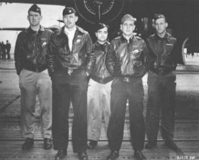 Doolittle Raiders in an original crew photo