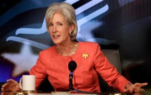 Kathleen Sebelius was monumentally embarrassed after healthcare.gov crashed in front of her.
