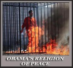 Islam: Obama's religion of peace, and enemy of America. And a deadly religious perversion.