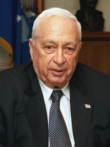 A coward for a Prime Minister: Ariel Sharon