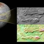 Everest-sized cliffs on Charon, moon of Pluto
