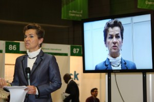 Christiana Figueres, climate change warrior