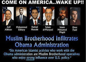 Death Squad 4: the Muslim Brotherhood, and Muslims in elective office.