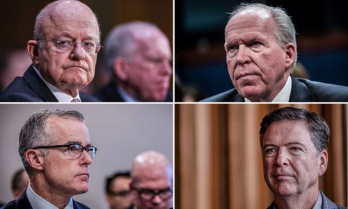 These four could and should go to prison for their crimes.