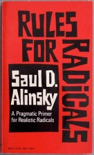 Saul Alinsky would love the accusation of white supremacy as cover for government supremacy.