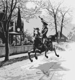 Paul Revere riding